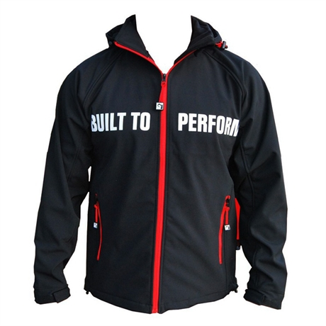 BUILT TO PERFORM Softshell jacket, men